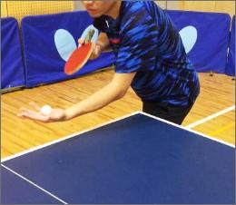 イメージ:卓球が強くなりたい方
